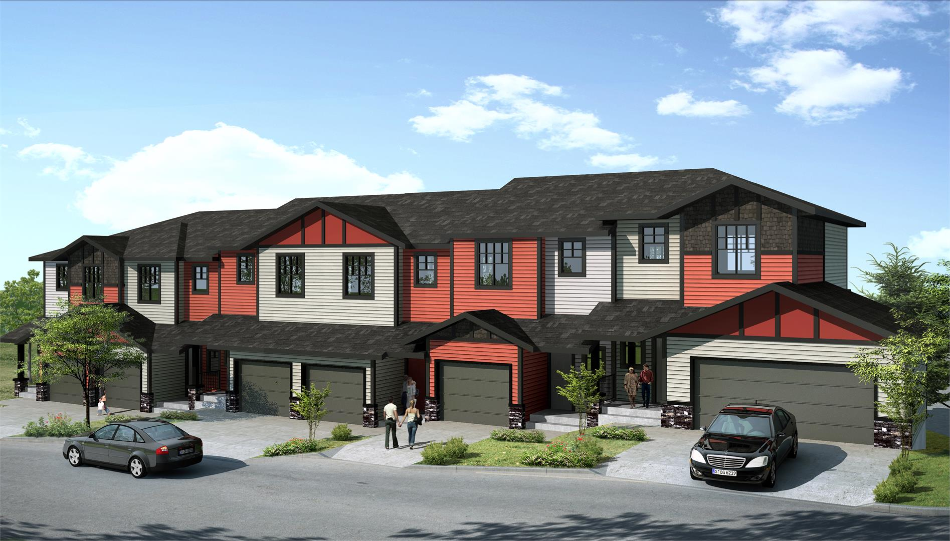 Jumping pound ridge townhomes plans prices availability for Townhouse construction cost