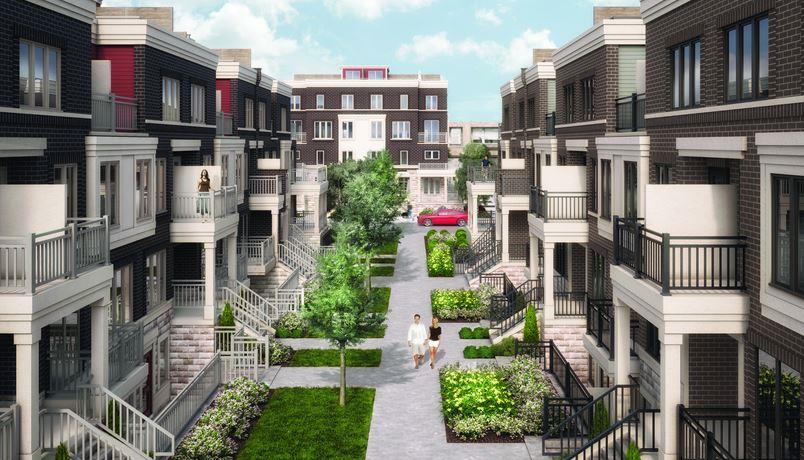 Minto longbranch 2 in toronto on new homes plans for Toronto house plans