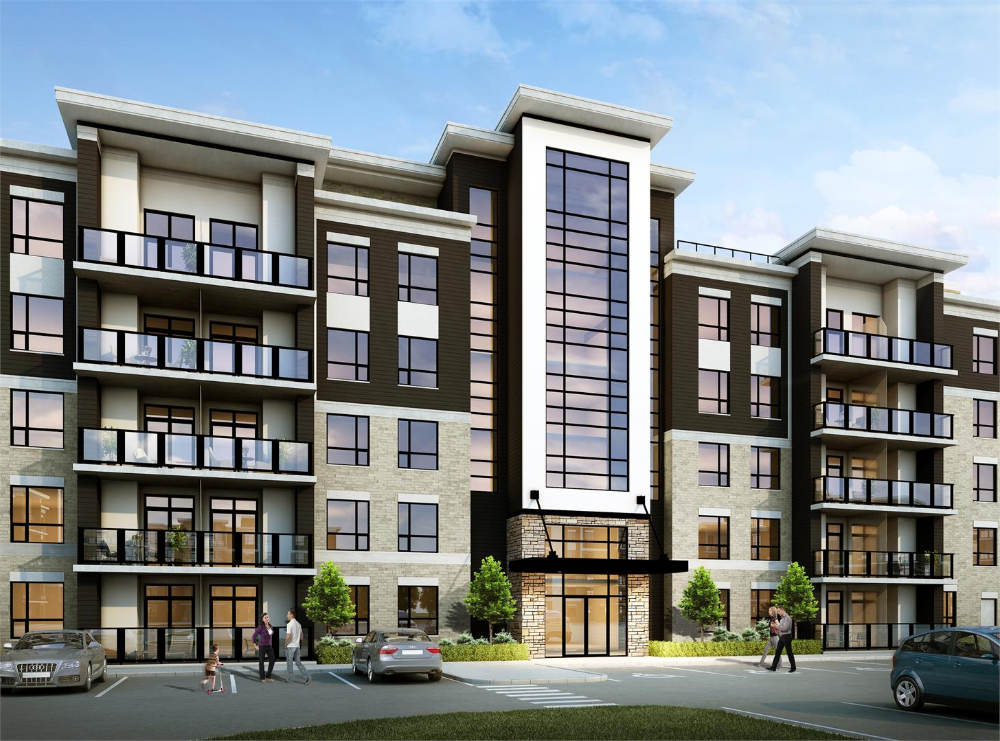 Origin condominiums plans prices availability for Condo blueprints