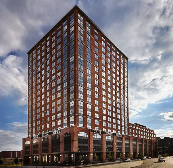 Cast Iron Lofts I In Jersey City Nj Prices Plans