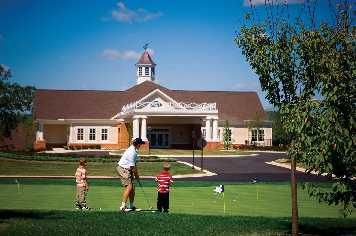Dominion Valley Country Club Executives In Haymarket Va Prices Plans Availability