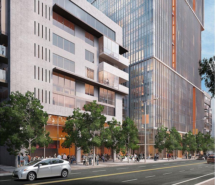 Apartment Rental Agency San Francisco: 500 Folsom Street In San Francisco, CA