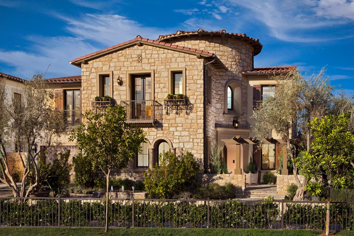 586bfbdd57164 Toll Brothers at Hidden Canyon - Marbella Collection in Irvine