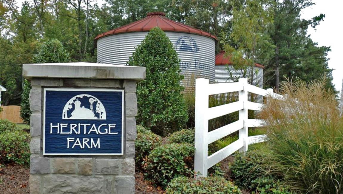 Heritage Farm in Lexington, SC | Prices, Plans, Availability