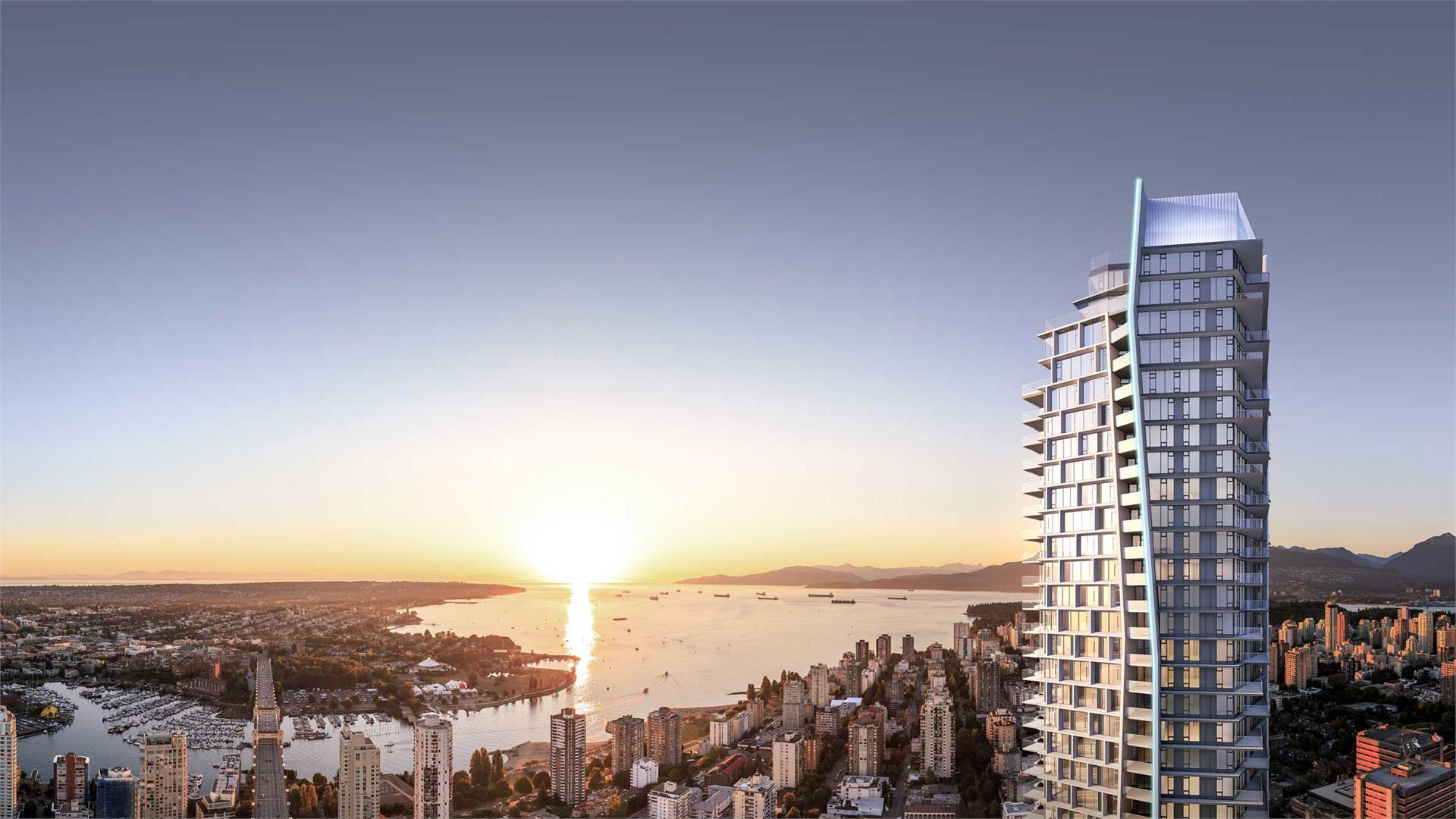One Burrard Place In Vancouver Bc Prices Plans Availability