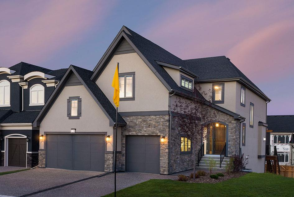 Crystal Creek Homes In Currie Barracks In Calgary Ab Prices Plans Availability
