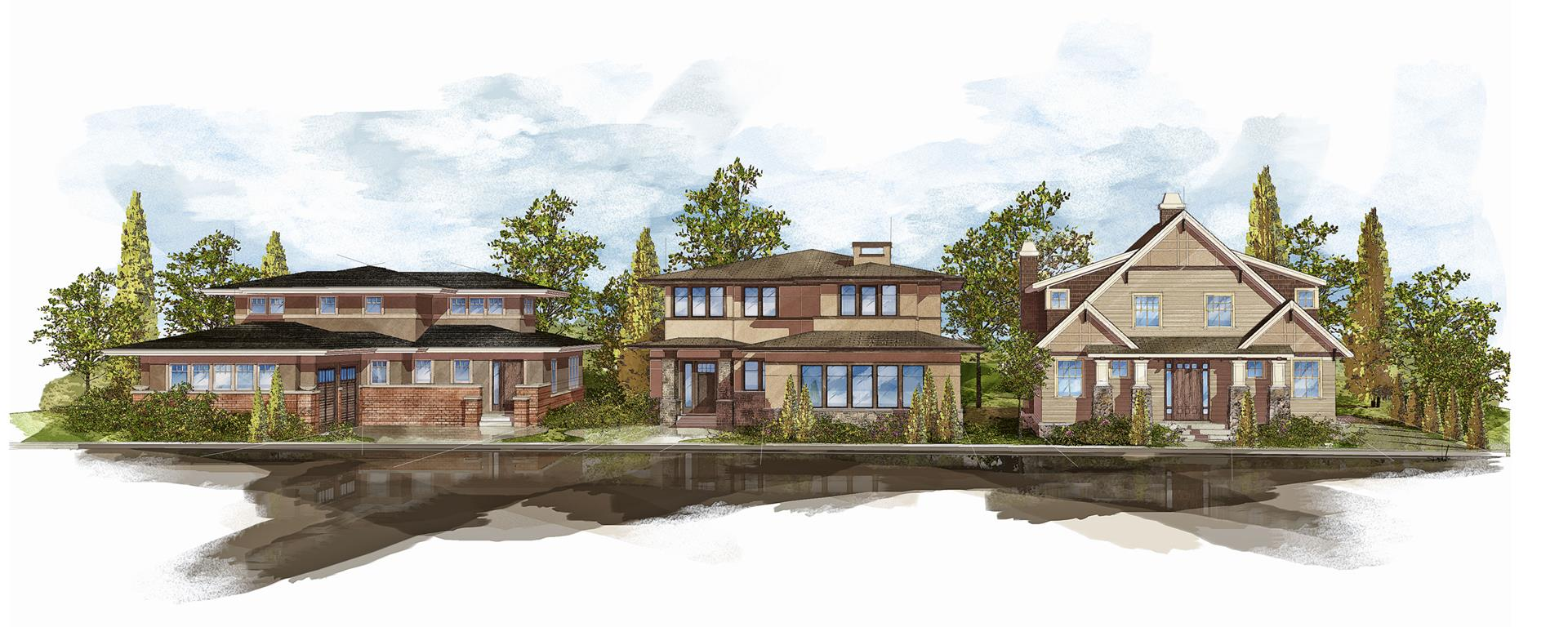 Currie Barracks By Empire Custom Homes In Calgary Ab Prices Plans Availability