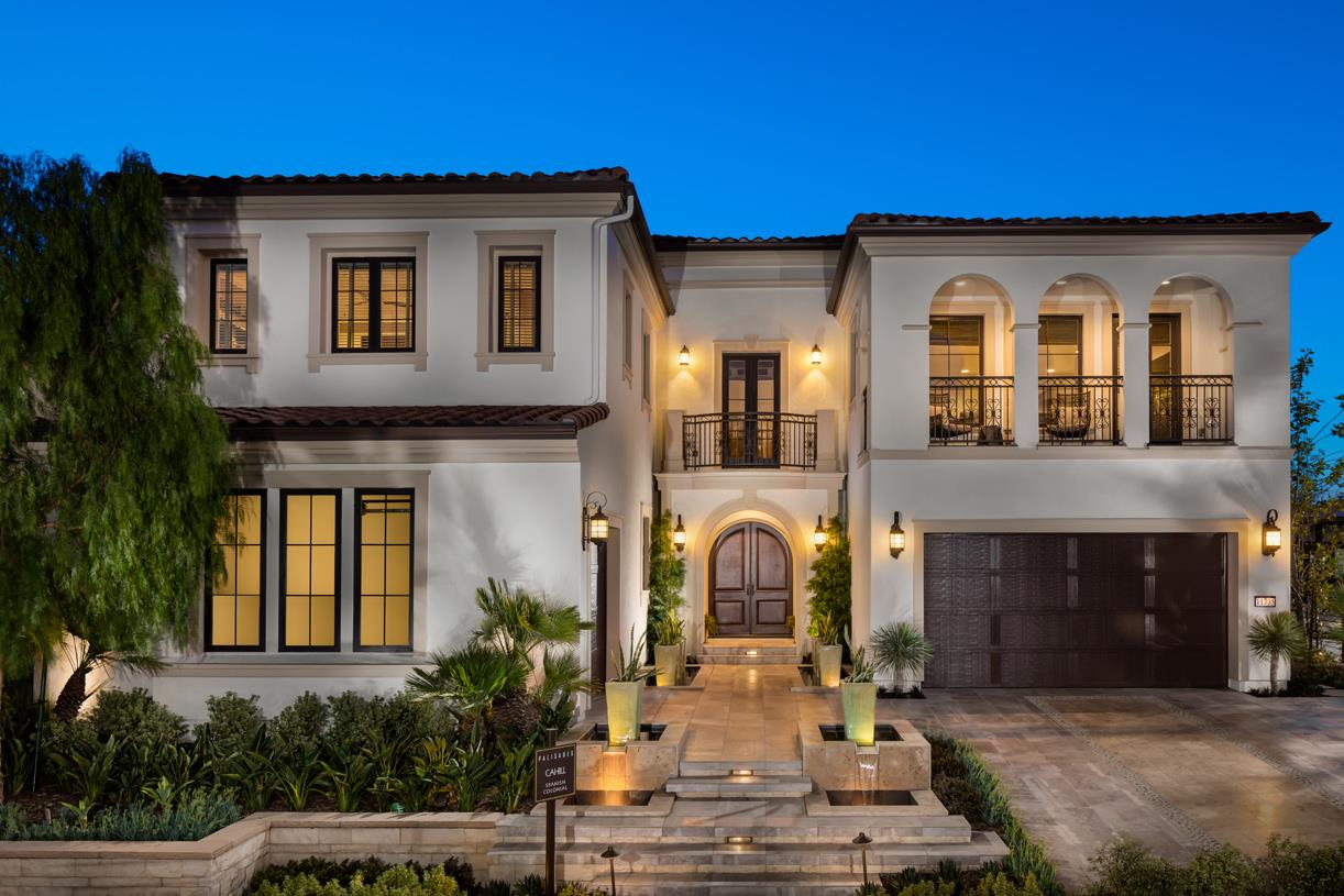 Westcliffe At Porter Ranch Palisades Collection In Los