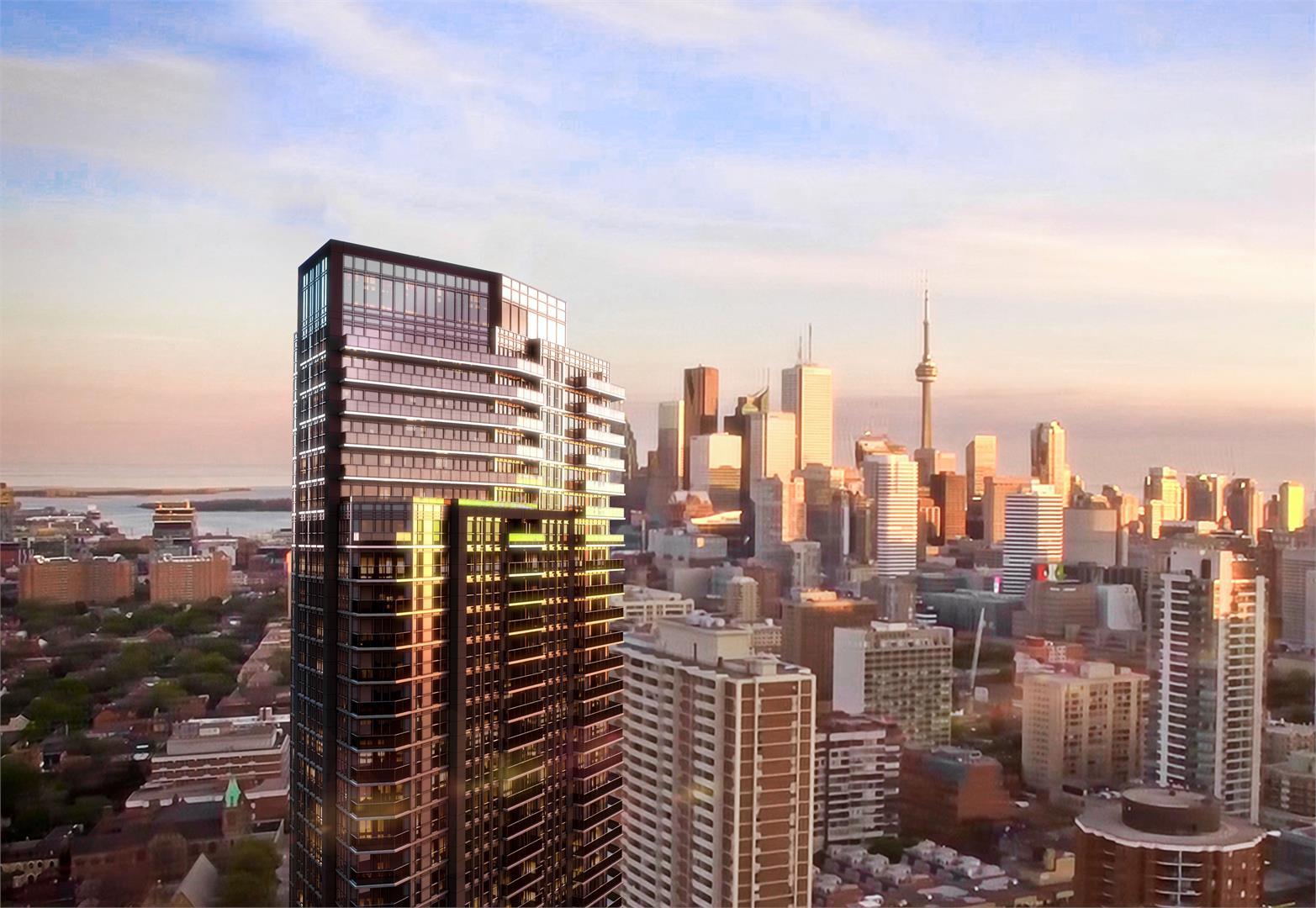 Exterior photo of 159SW Condominiums