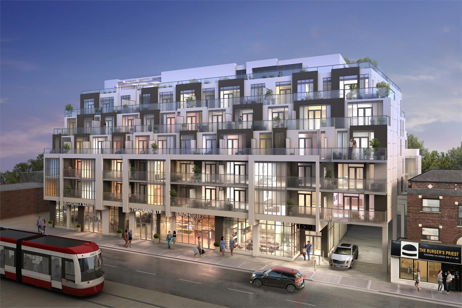 WestBeach Condominiums in Toronto, ON | Prices, Plans