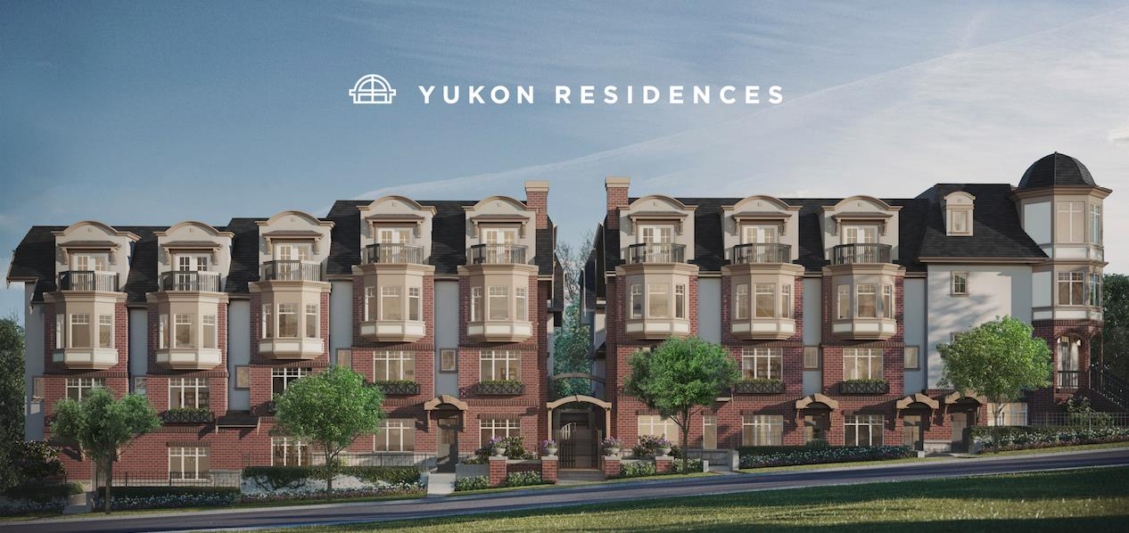 Exterior photo of Yukon Residences