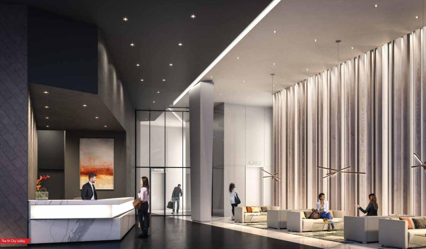 Interior photo of M City Condos Phase 1