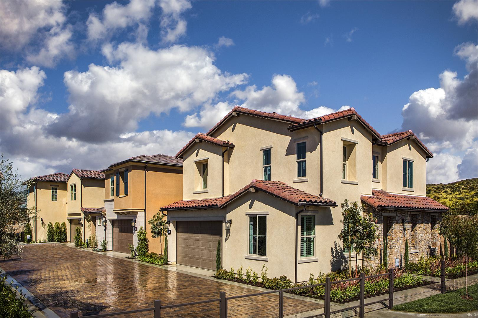 Baker Ranch - The Landing in Lake Forest, CA | Prices, Plans ... on home depot southern california, barratt american southern california, toll brothers southern california, kb home southern california,