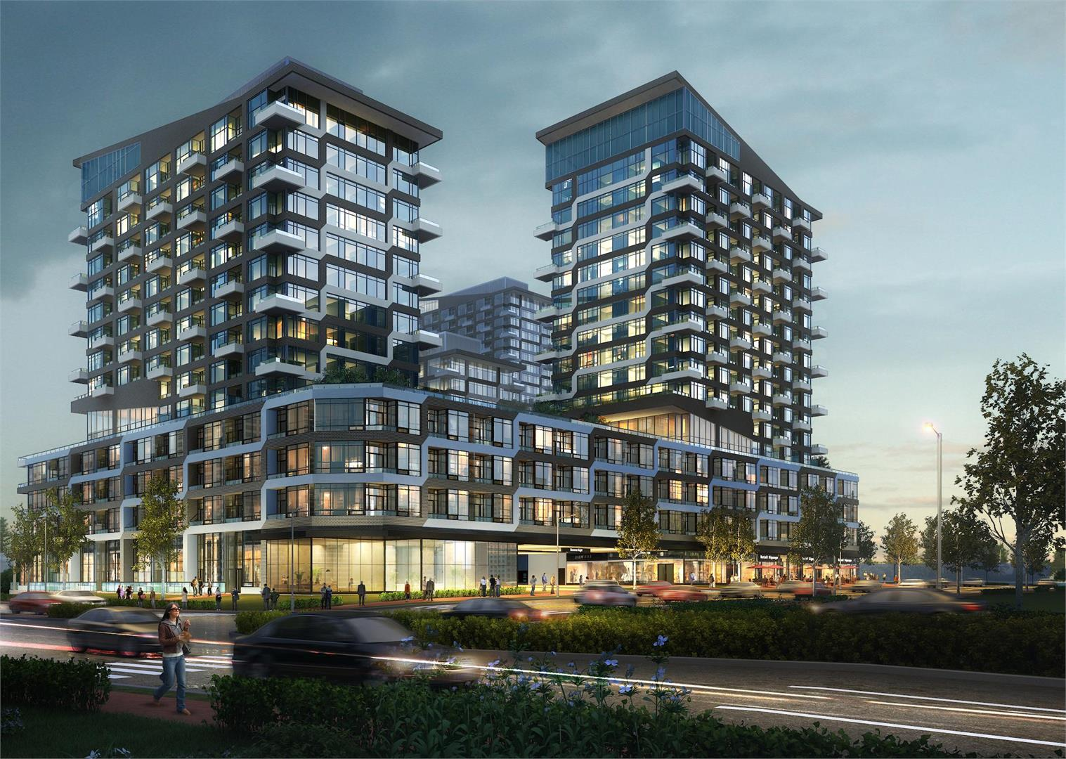 Oak Co Condos In Oakville On Prices Plans Availability