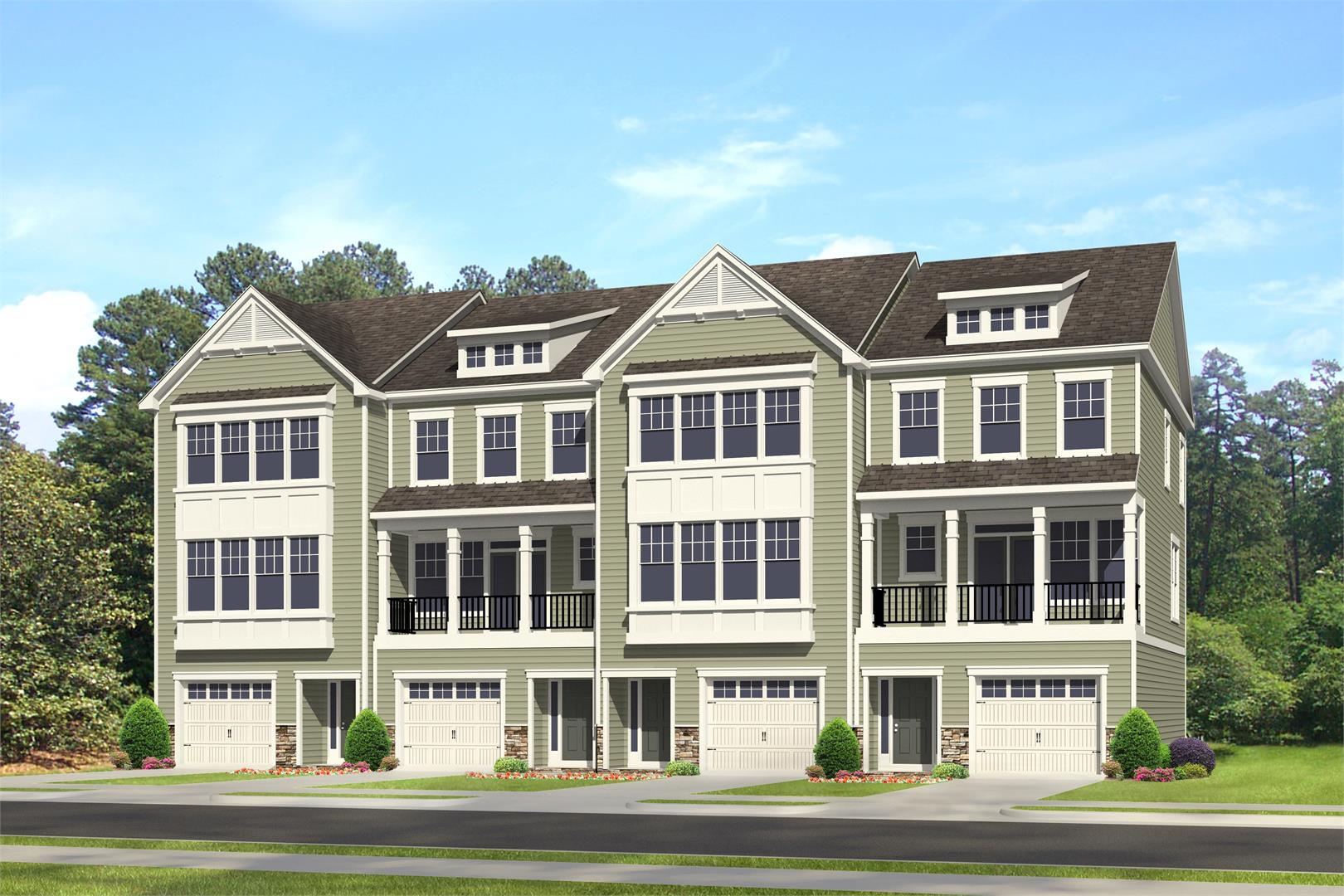 Ridgefield Green Townhomes Plans Prices Availability