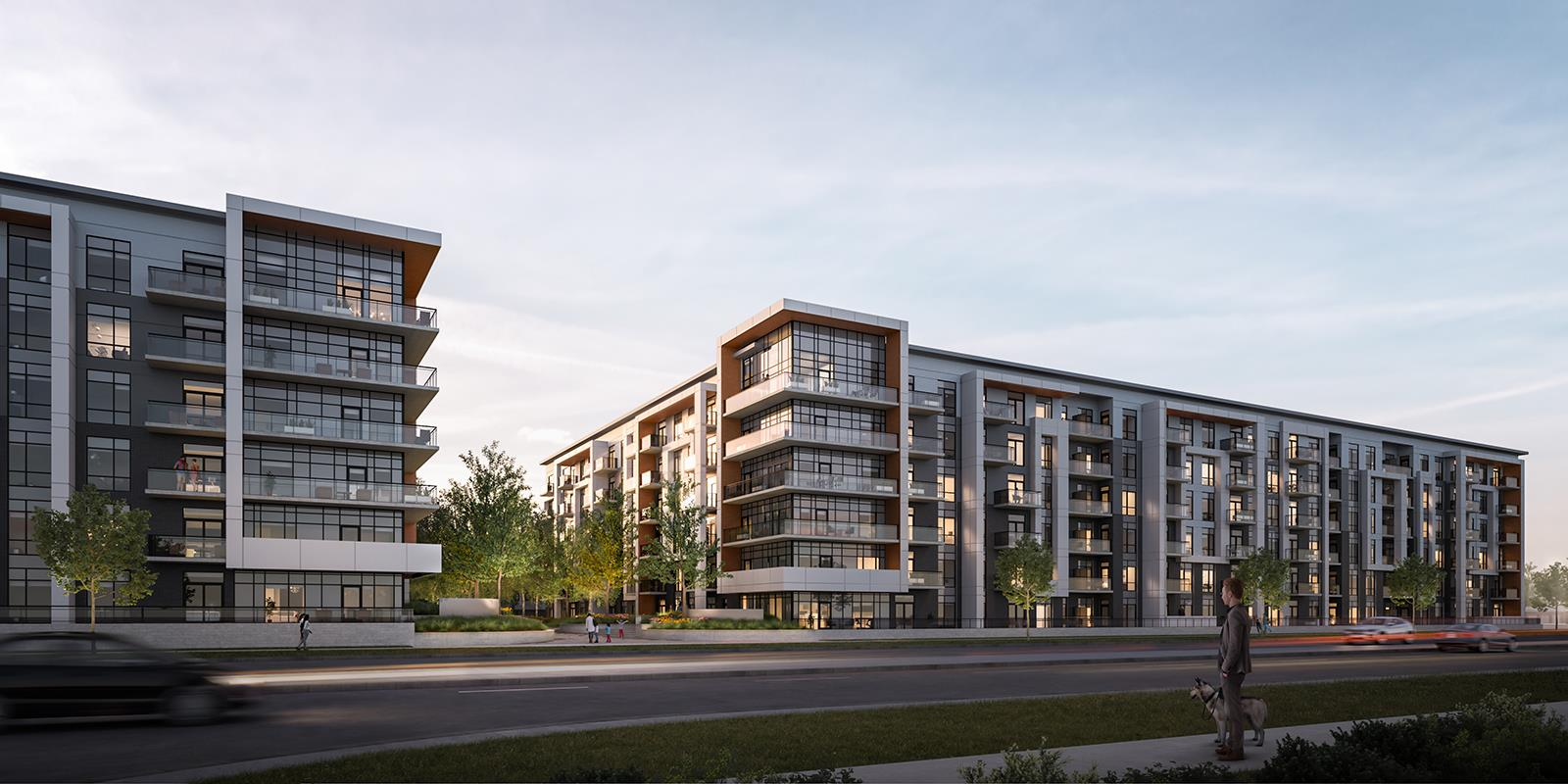 Bower Condos On The Preserve In Oakville On Prices Plans Availability