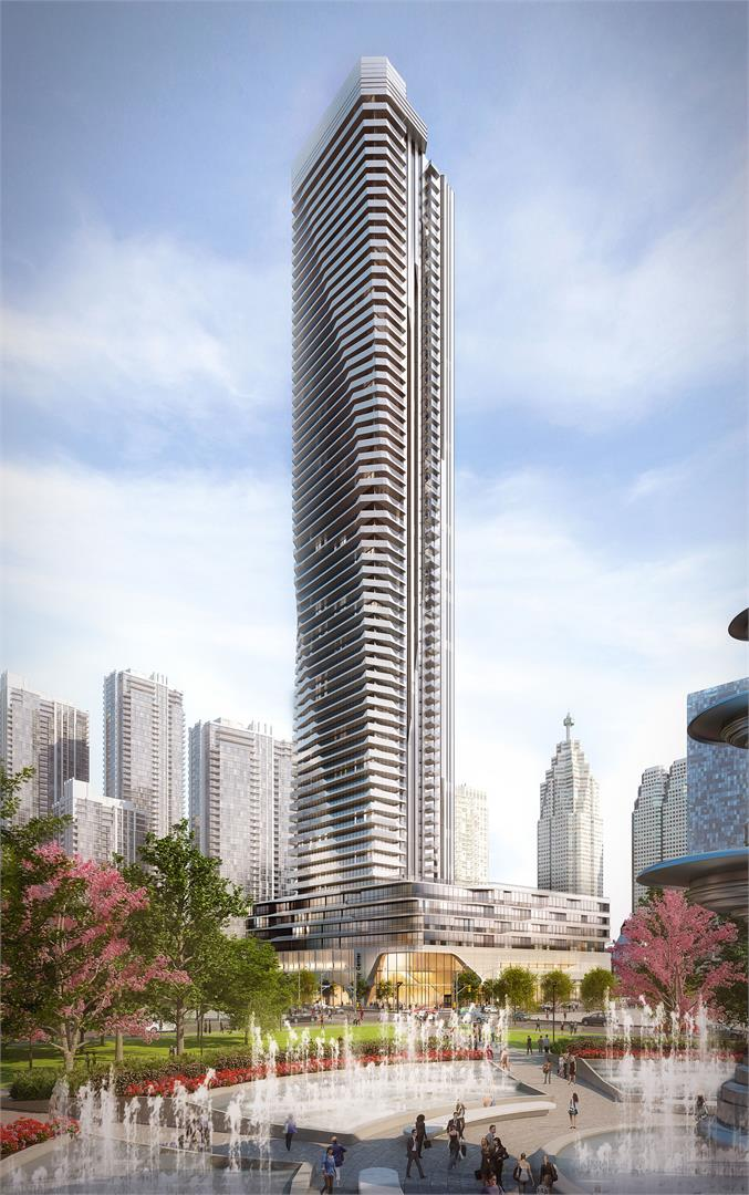 The Prestige Condos At Pinnacle One Yonge In Toronto On