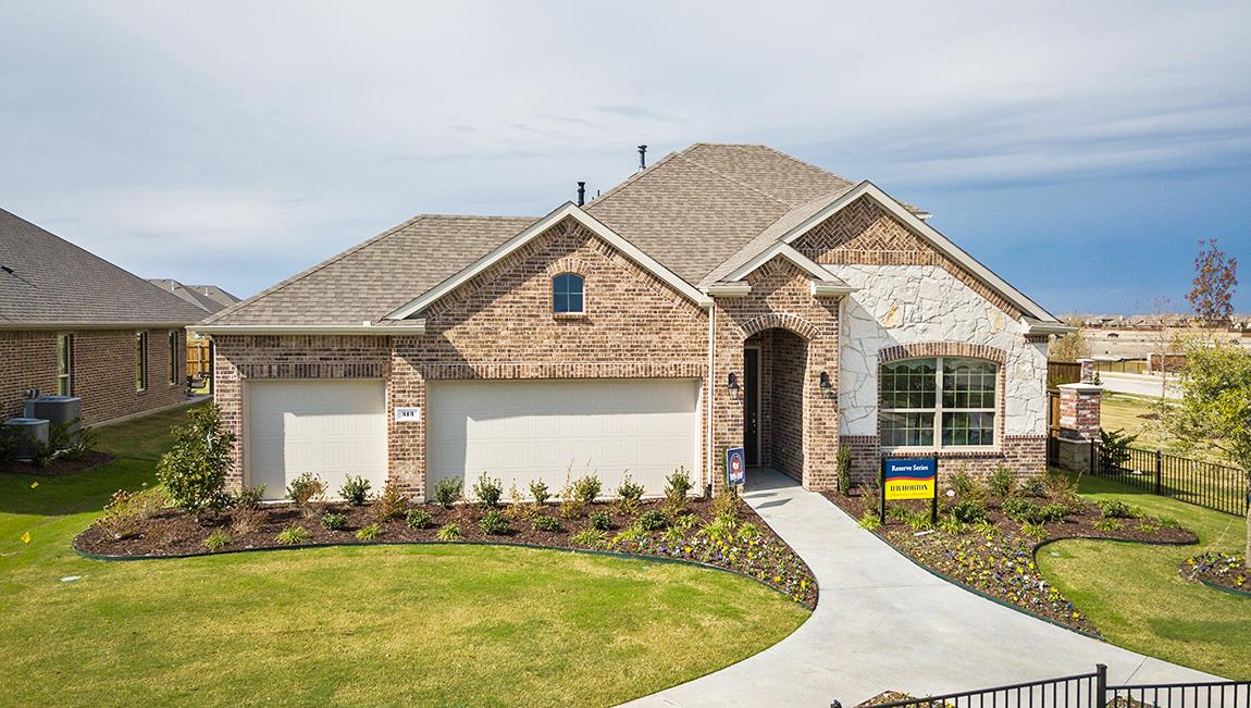 Reserve Series at Highlands of Westridge in McKinney, TX ... on lennar home plans, toll brothers home plans, pulte home plans,