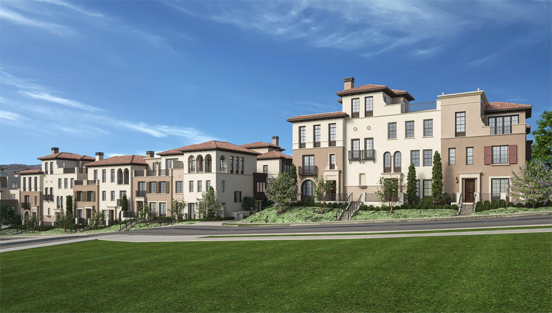 Villas At The Ambassador Gardens In Pasadena Ca Prices Plans