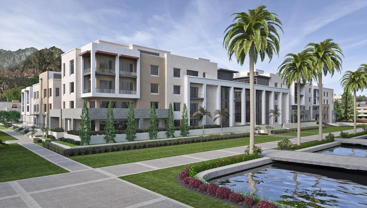 Terraces At The Ambassador Gardens In Pasadena Ca Prices Plans