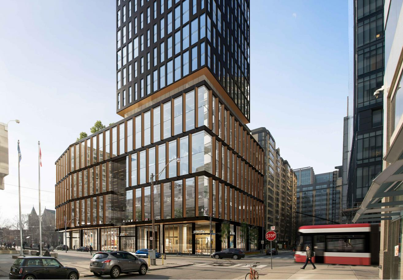 250 Dundas Street West Apartments In Toronto On Prices