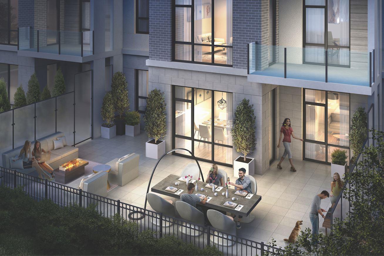 Exterior photo of 42 Mill Street Condos - Phase 1