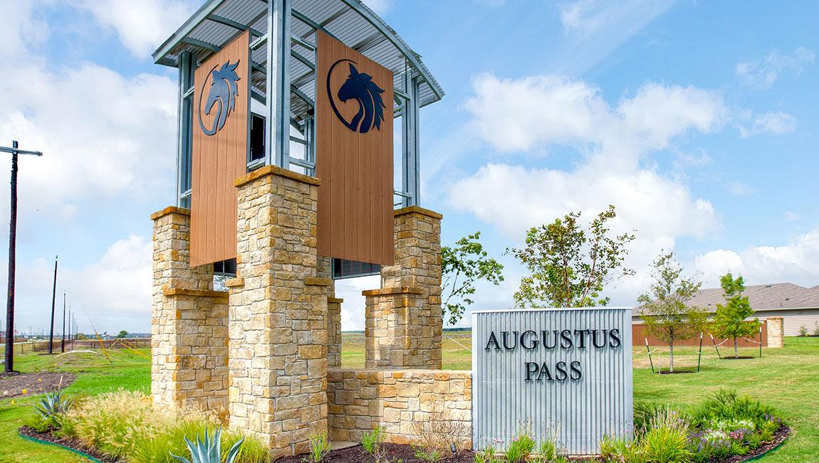 Augustus Pass in New Braunfels, TX | Prices, Plans, Availability