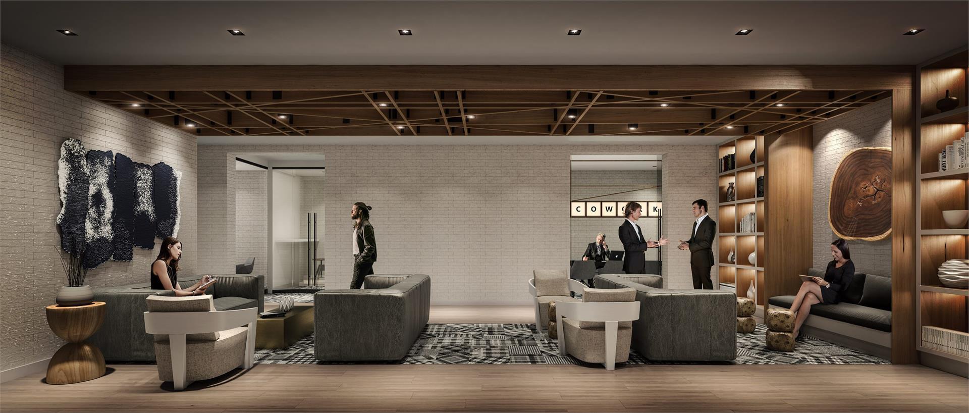 Interior photo of Empire Maverick Condos