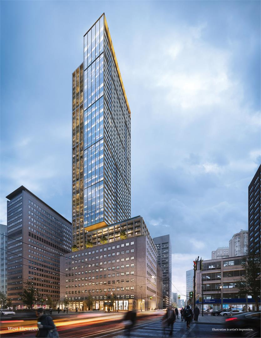 The United Bldg  Condos in Toronto, ON | Prices, Plans