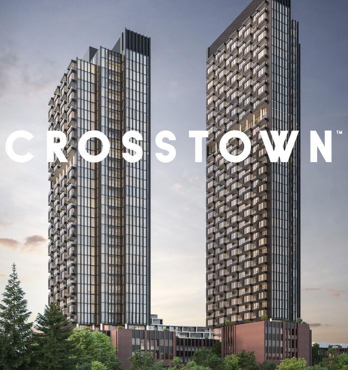 Exterior photo of One Crosstown Condos