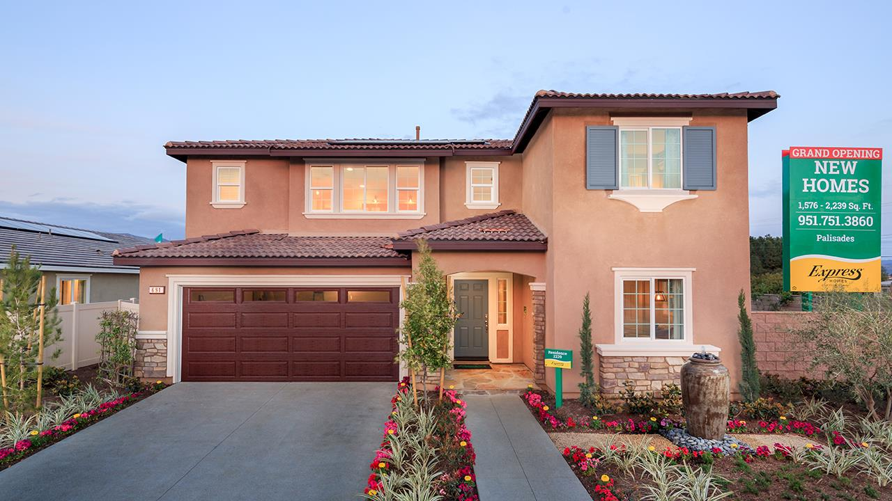 Palisades In San Jacinto Ca Prices Plans Availability