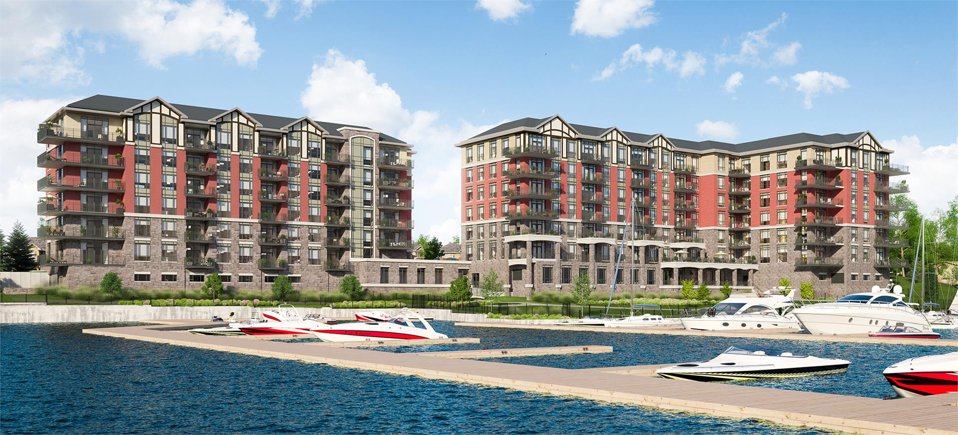 Stone South Condominiums In Gananoque On Prices Plans Availability
