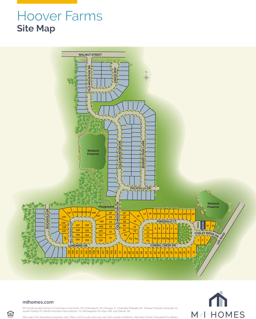 Hoover Farms In Westerville Oh Prices Plans Availability