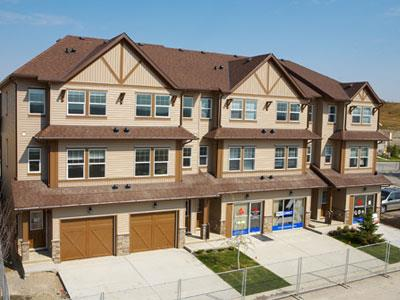 Laredo place by trico communities in cochrane ab new for Laredo home builders