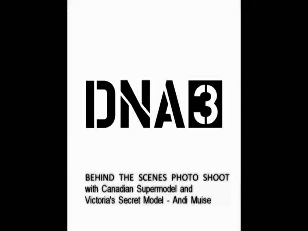 Behind the scenes of DNA's photo shoot