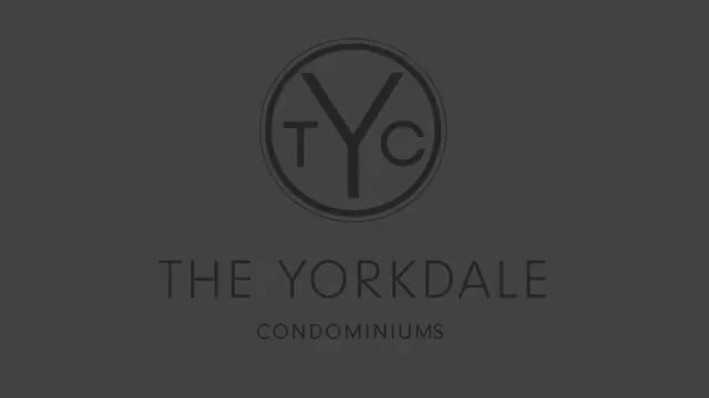 The Yorkdale Condos Flythrough Video