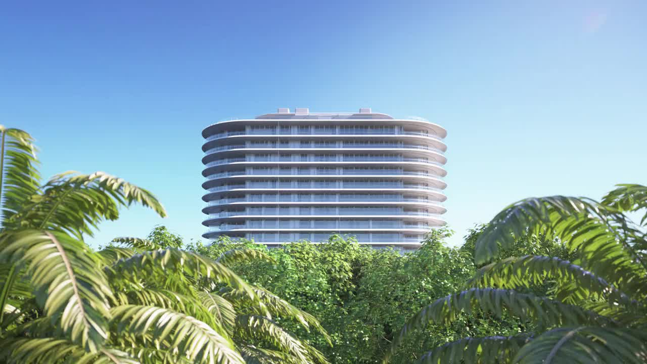 Eighty Seven Park by Renzo Piano Vision